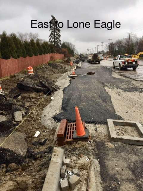 WB WEST LONE EAGLE CURB