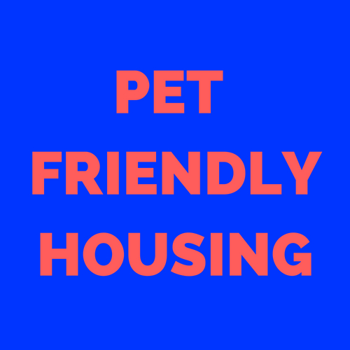 Pet friendly housing