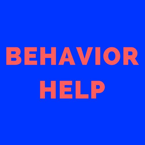behavior help