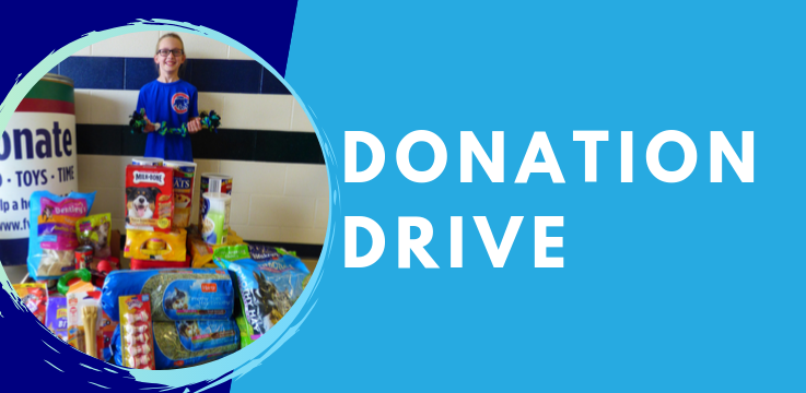 donation drive new