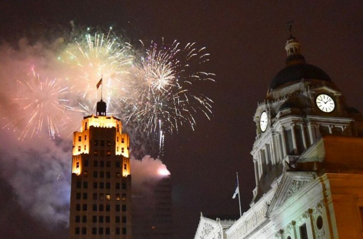 4th of July Fireworks Show Set for Downtown Fort Wayne